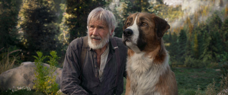 Valahogy nem halljuk igazán… – megnéztük A vadon hívó szava című filmet