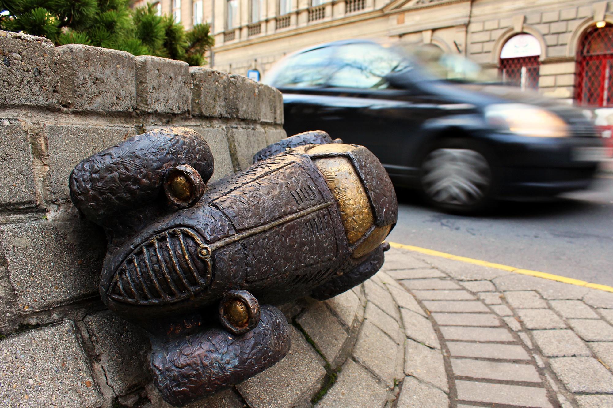 Rejtő Jenő nyomában jártuk Budapest utcáit