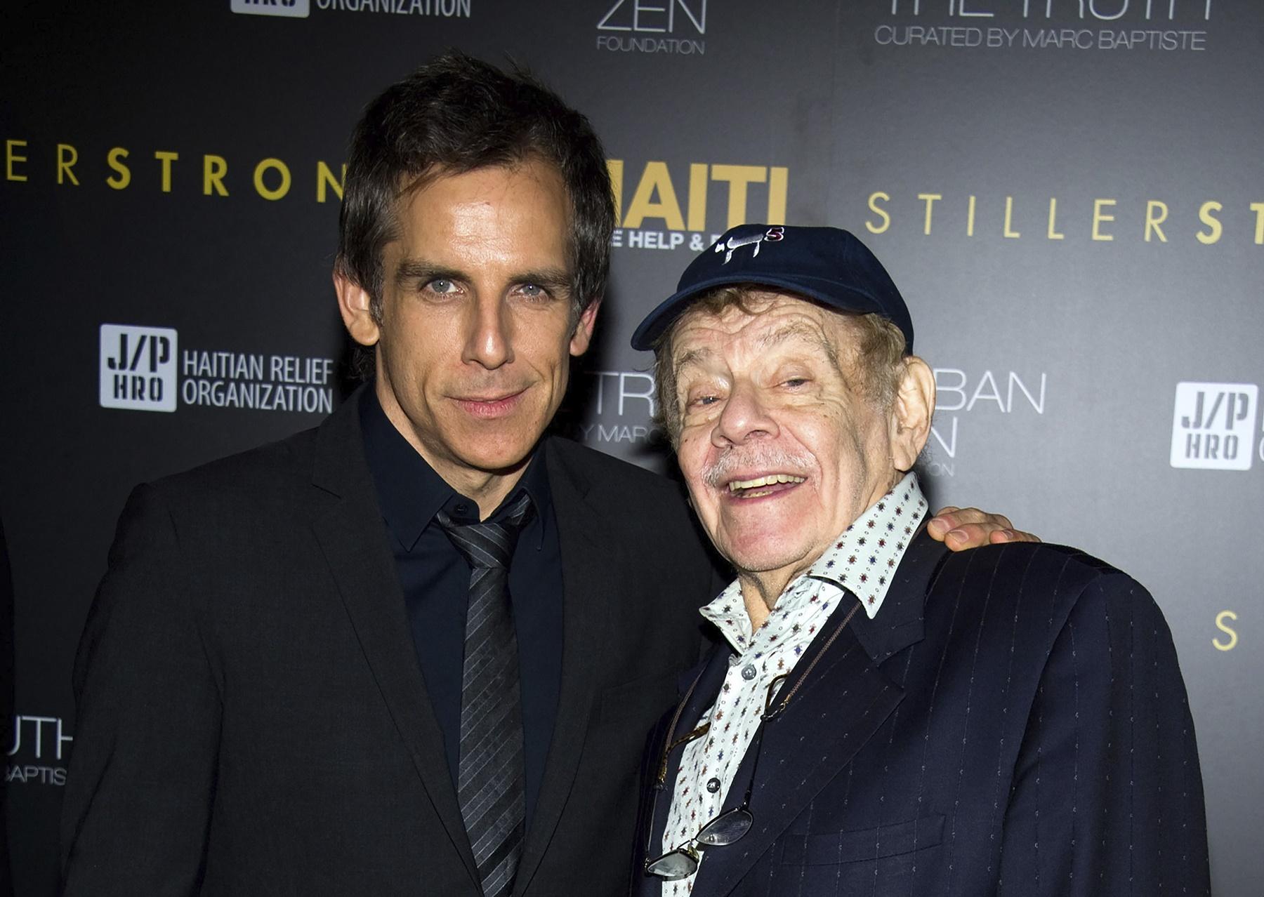Meghalt Ben Stiller édesapja, Jerry Stiller