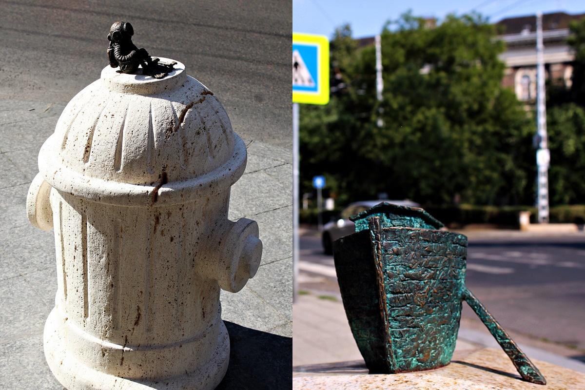 Ebben a budapesti kerületben találod a legtöbb Kolodko-miniszobrot