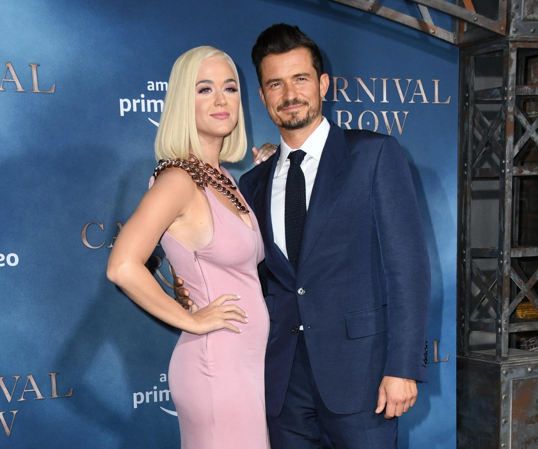 Megszületett Katy Perry és Orlando Bloom első gyereke