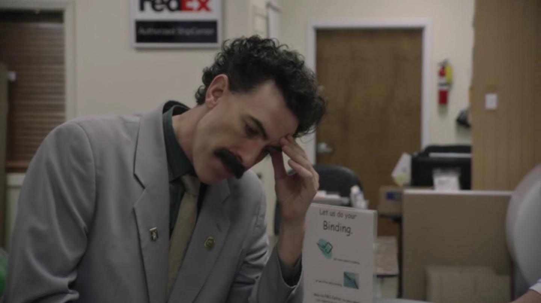Végre rájöttek a kazahok, hogy Borat a legjobb ingyenreklám az országuknak