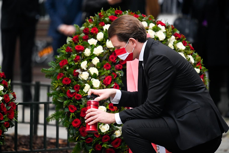 Már négy halálos áldozata van a bécsi terrortámadásnak, több embert letartóztattak