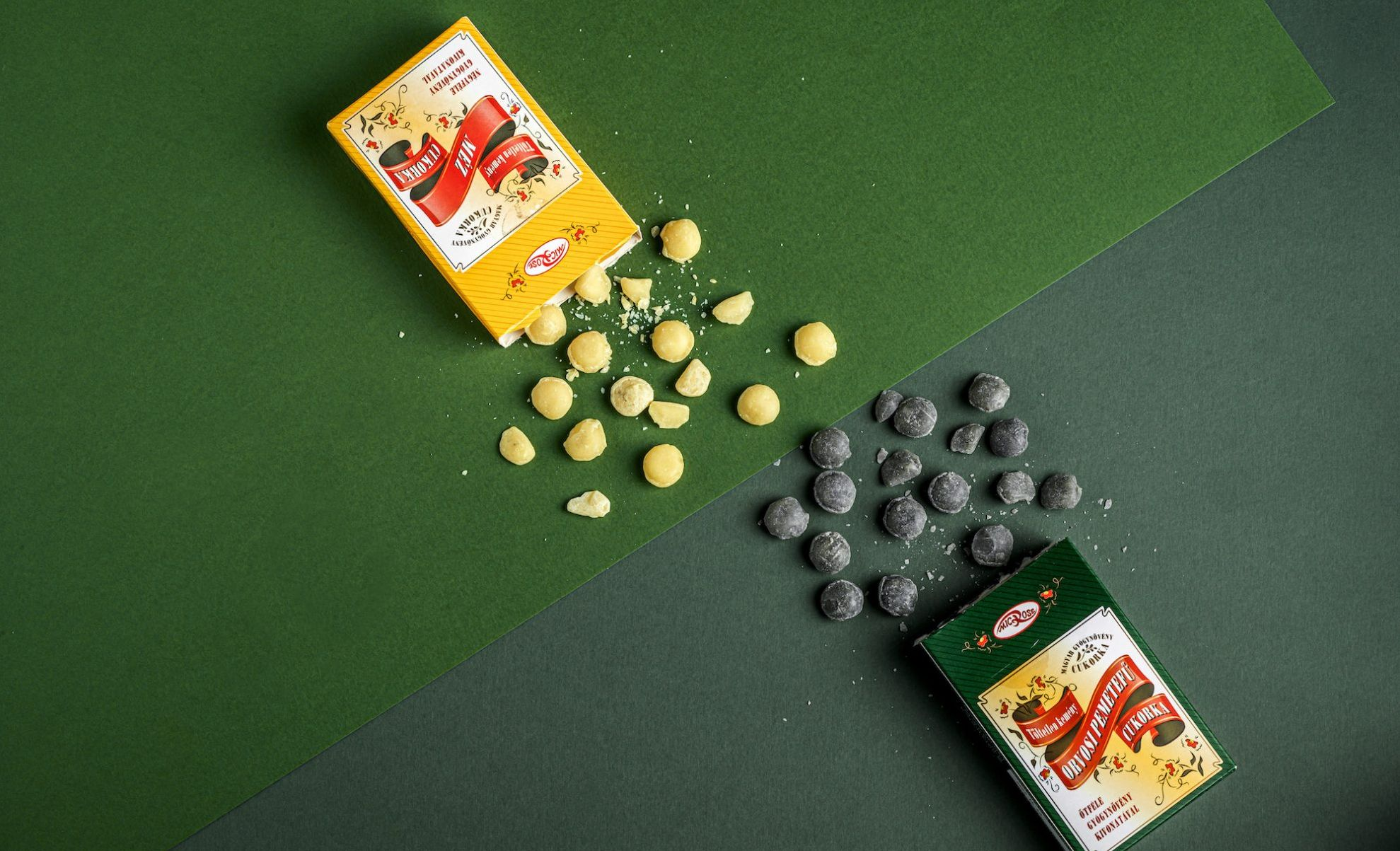 Több, mint 100 éves a Dianás cukorka – ezek voltak a szocializmus gyógyító édességei