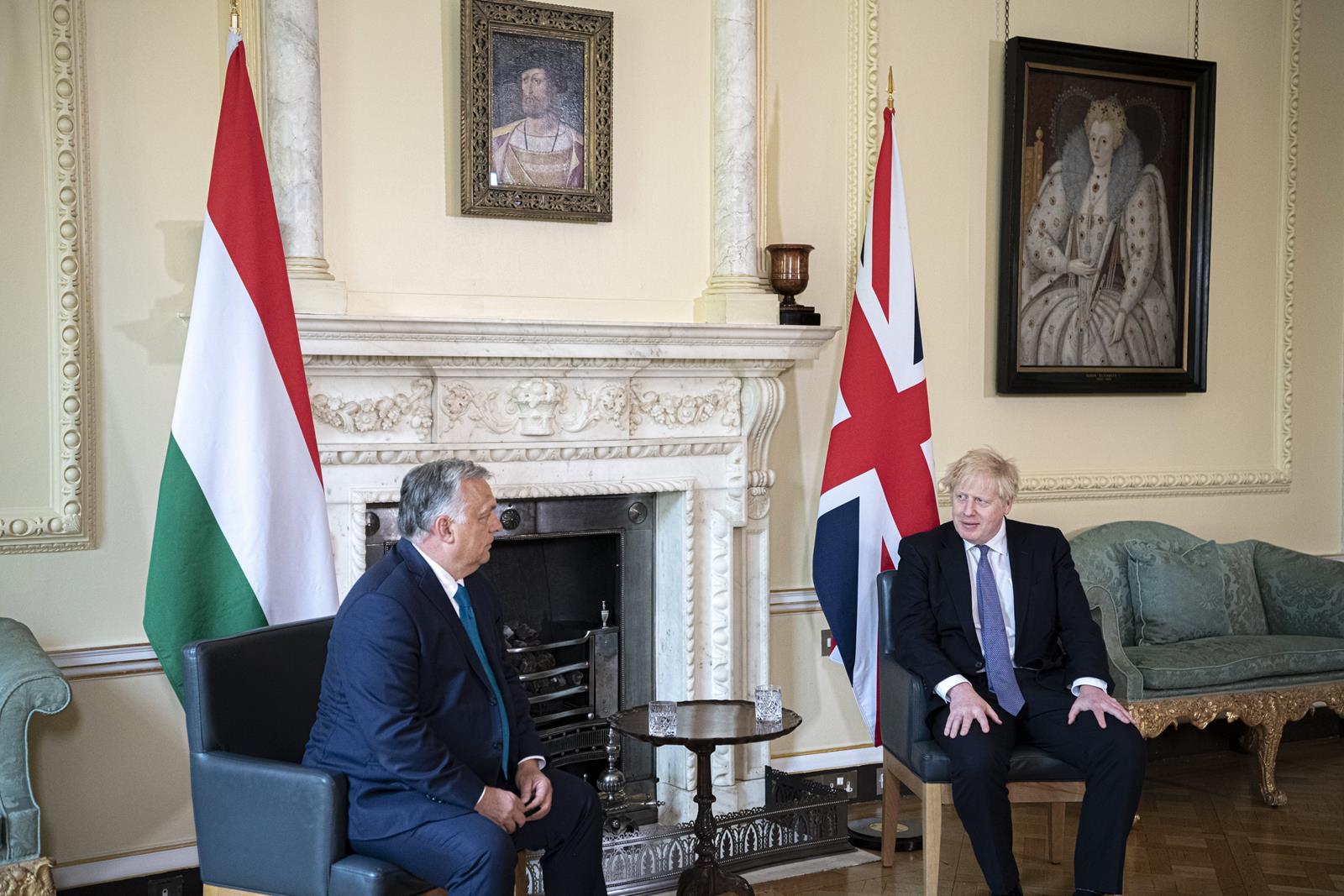 Szijjártó: minden megállapodás megvan a Brexit utáni együttműködéshez Nagy-Britanniával