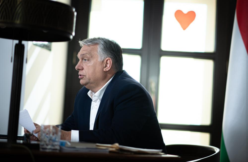 Orbán Viktor fontos bejelentésre készül