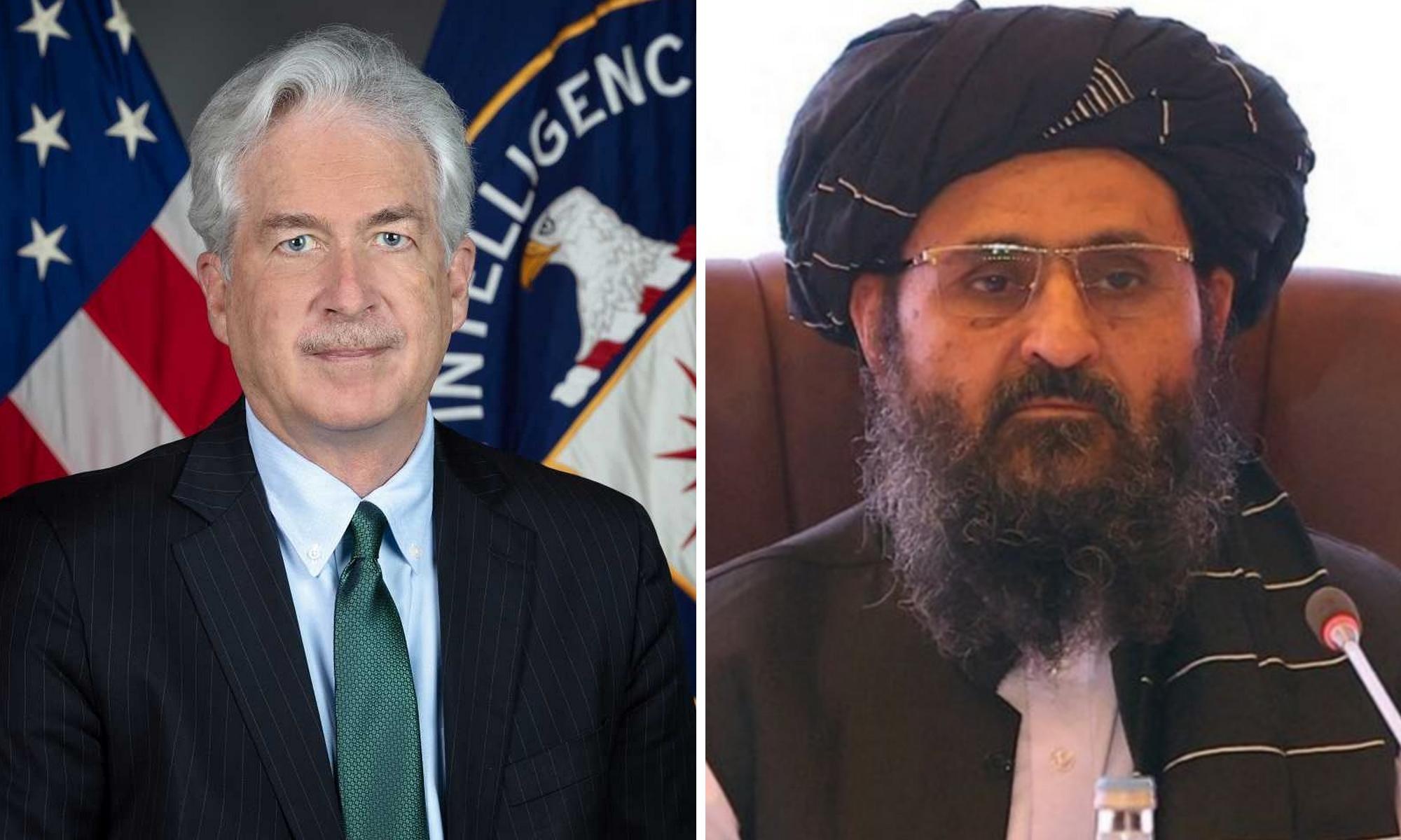 Titokban találkozott egymással a CIA igazgatója és a tálibok vezetője Kabulban | szmo.hu