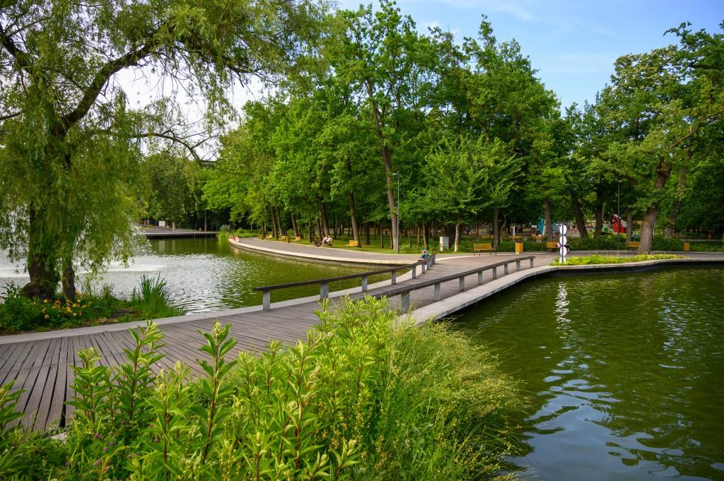 A Debreceni Nagyerdő megér egy hosszú hétvégét