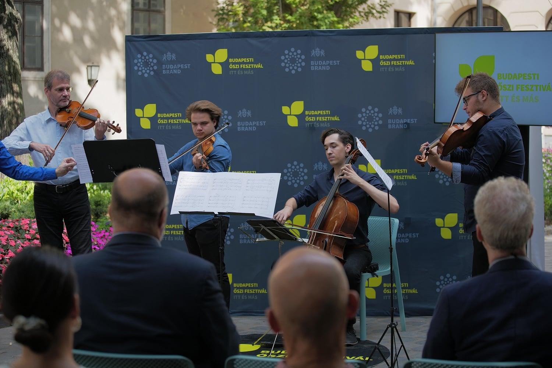 150 kortárs élményt kínál 15 nap alatt a Budapesti Őszi Fesztivál