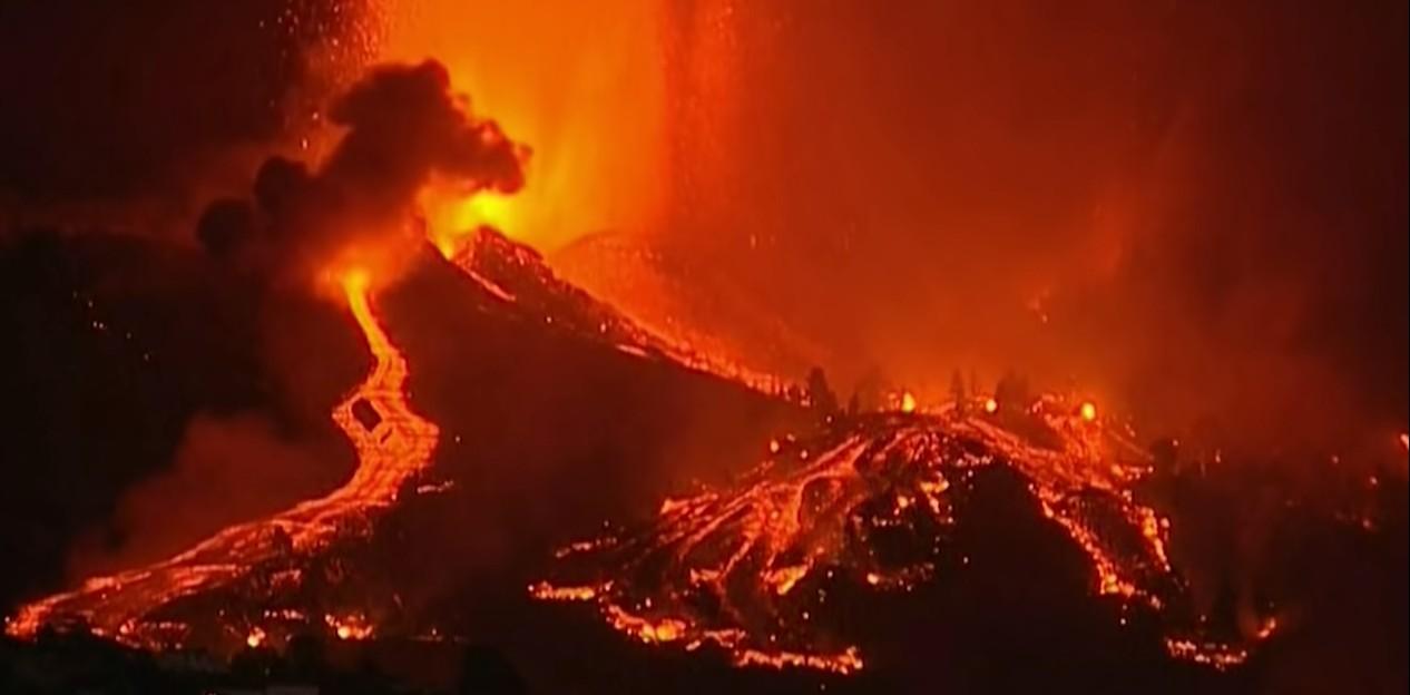Aktívak a vulkánok Európa több pontján is, a Kanári-szigeteken ezreket kellett kitelepíteni